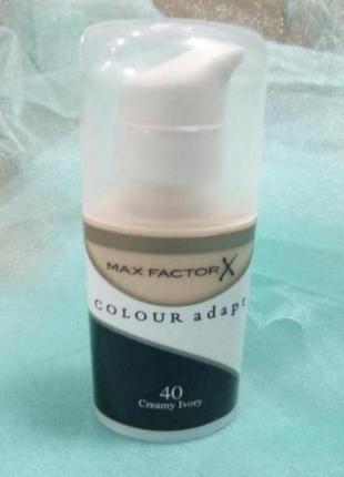 Max factor color adapt тональный крем. в наличии  оттенки.