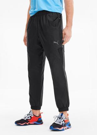 Уцінка! штани спортивні puma на підкладці оригінал windcell