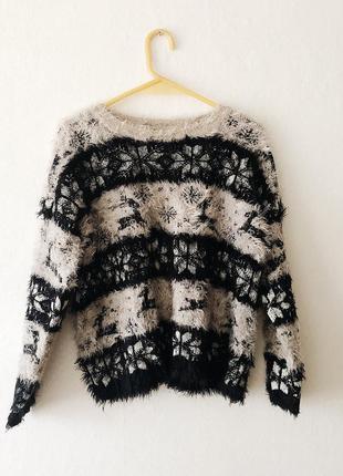 Очень мягкий свитер-травка atmosphere