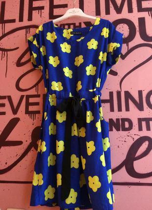 Плаття-квіточка від zara