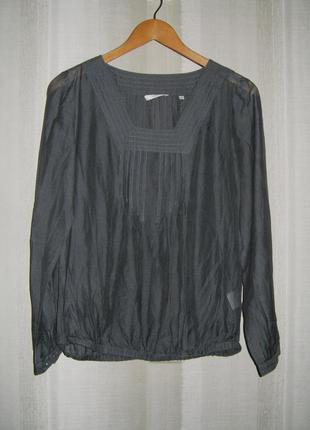 Шёлковая блузка немецкого бренда opus, р. m