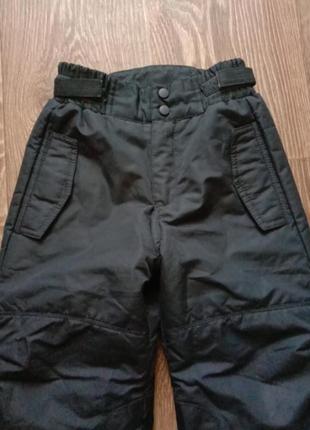 Термо штаны зимние штаны зимний комбинезон