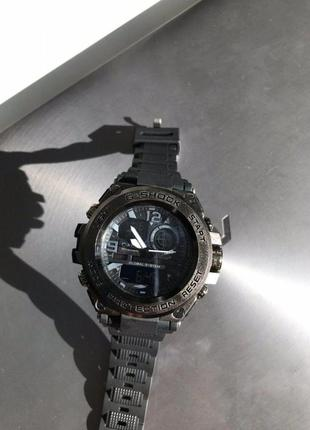 Casio g-shock dark grey 005