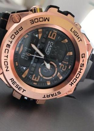 Casio g-shock brown 002