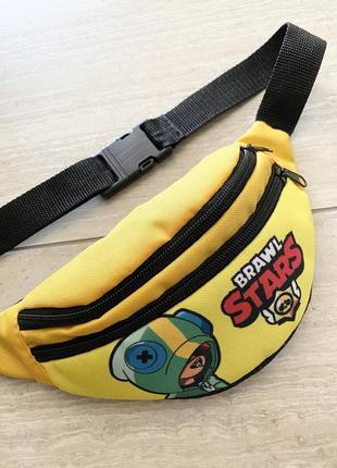 Яркая бананка brawl stars