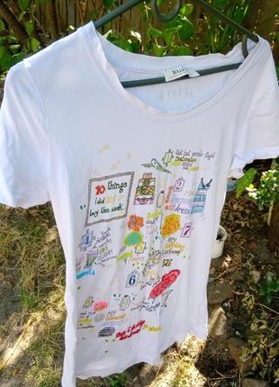 Клёвая молодежная футболка