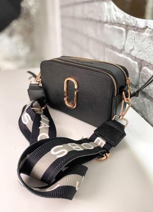 Шикарная женская сумка черный цвет кожа