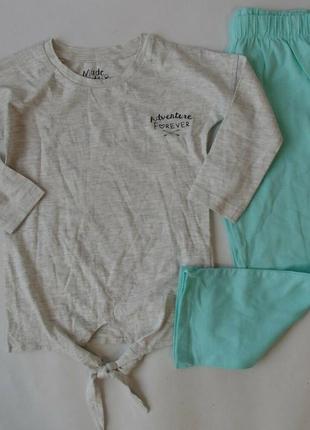 Пижама 3-4 года primark англия 104 см