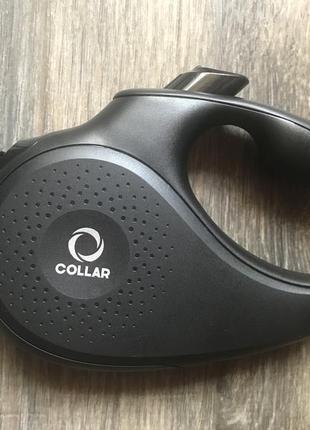 Поводок-рулетка для собаки collar