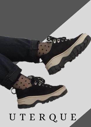 Спортивные туфли от uterque