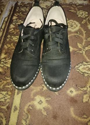 Туфли, осень