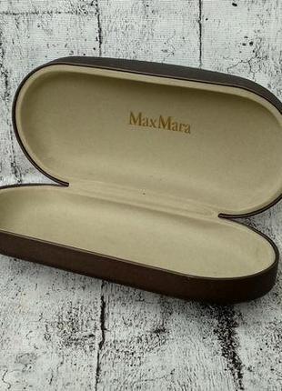 Футляр для сонцезащитных очков max mara