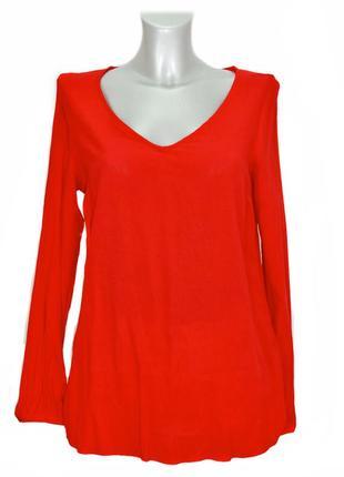 Женская красная блузка george.  код 379
