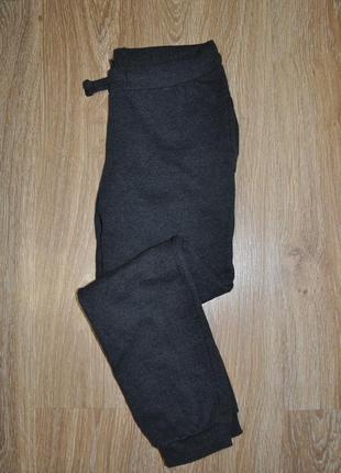 Спортивные штаны джоггеры теплые yfk