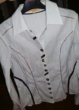 Невероятно красивая рубашка швейцария