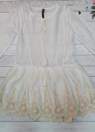 Туника-платье  италия