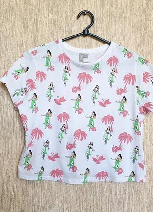 Кроп-топ , топ, укороченная футболка от asos, оригинал