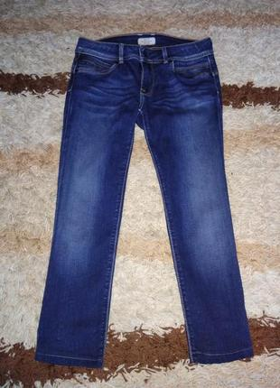 Продам укороченые женские джинсы