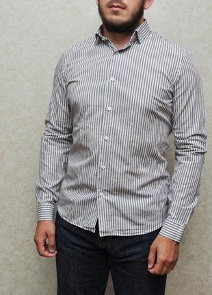 Prada milano мужская рубашка