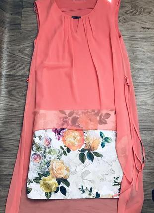Очень удобное и стильное платье