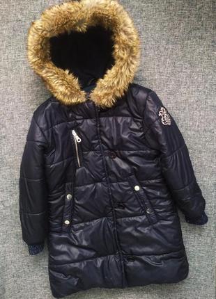 Куптка- пальто ovs италия р.116.