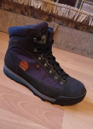 Американский бренд,шикарные,красивые,кожаные ботинки,ботиночки,gore-tex,мембрана