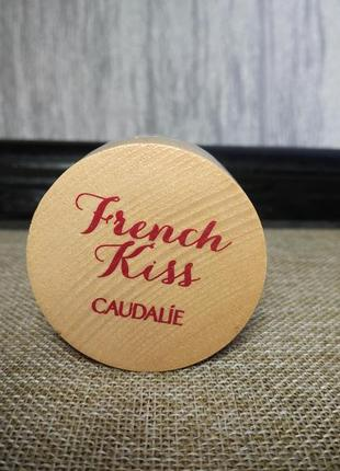 Бальзам для губ, оттеночный caudalie french kiss lip balm