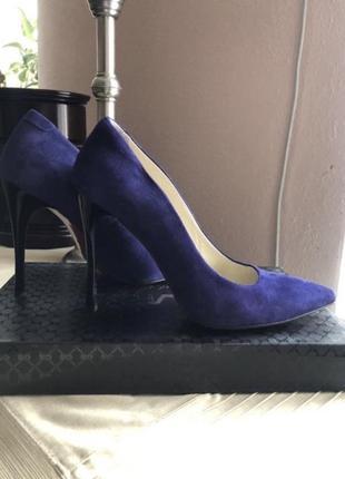 Туфли grand style на каблуке.