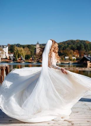 Весільна сукня, весільне плаття, свадебное платье купляла за 1100$
