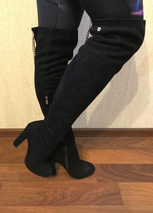 Ботфорди боти сапоги сапожки чоботи