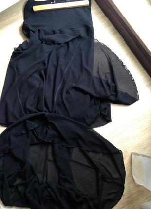 Брендовая длинная юбка