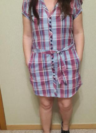 Платье-рубашка editions