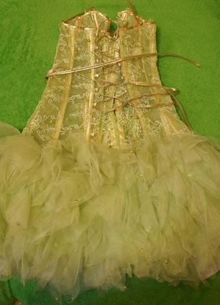 Платье на выпускной, бал