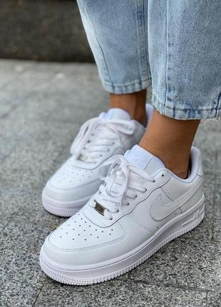 Nike air force 1 white classic в наличии 36 37 38 39 40 41-45