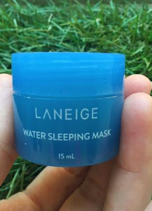 Ланеж ночная маска для лица laneige корея оригинал