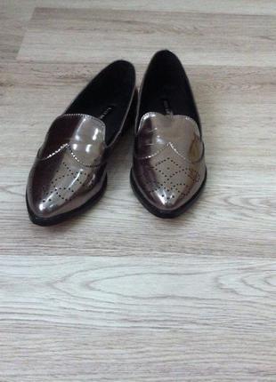 Супер модные лоферы /туфли