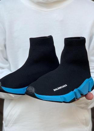 Кросівки баленсіага balenciaga speed trainer sneakers