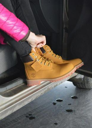 Timberland classic (термо) женские ботинки🆕высокие ботинки тимберленд🆕термо обувь