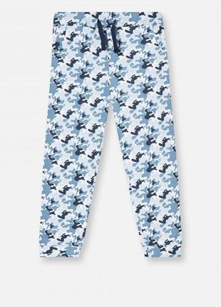 Камуфляжние штаны штанишки спортивки штани