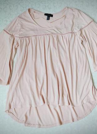Блуза atmosphere удлиненная сзади