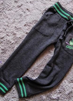 Спортивные штаны для мальчика hulk