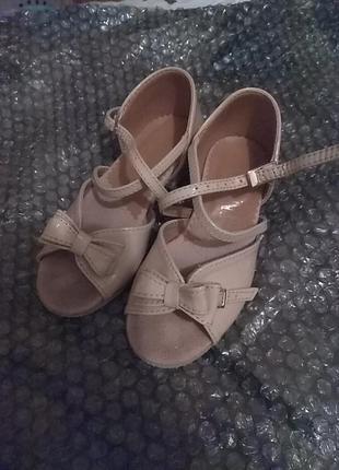 Туфли для спортивно бальные танцы
