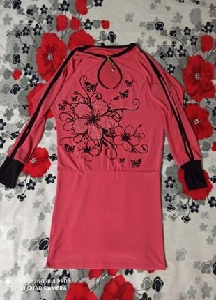 Тунака& платье