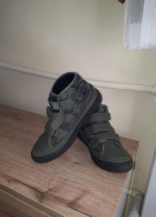 Ботинки -кеды