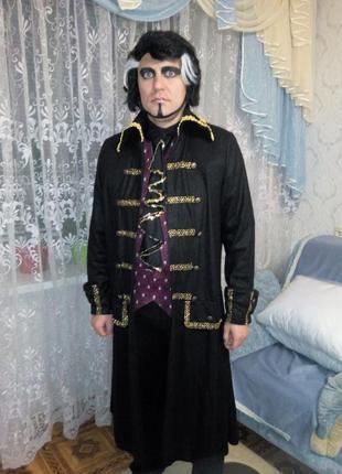 Карнавальный костюм дракулы