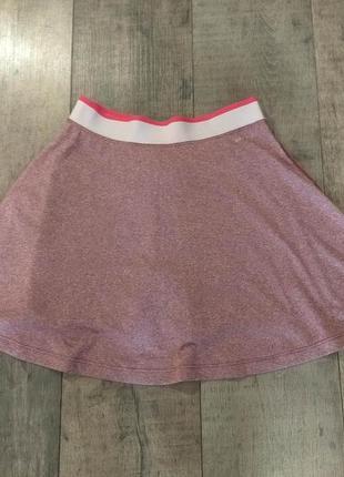Теннисная юбка шорты nike dry-fit