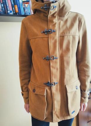 Стильне пальто зима/осінь від pull&bear