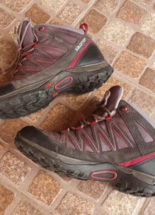 Ботинки salomon р.42