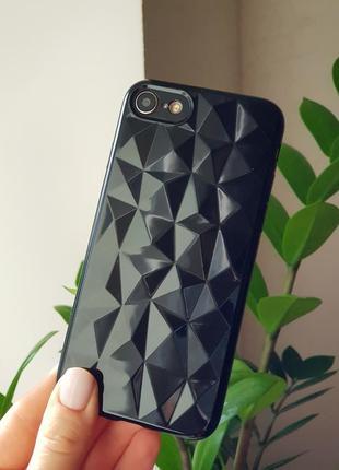 Силиконовый чехол на iphone 7/8/x/xs