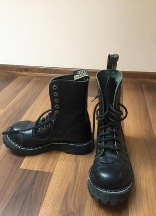Оригинальные ботинки steel